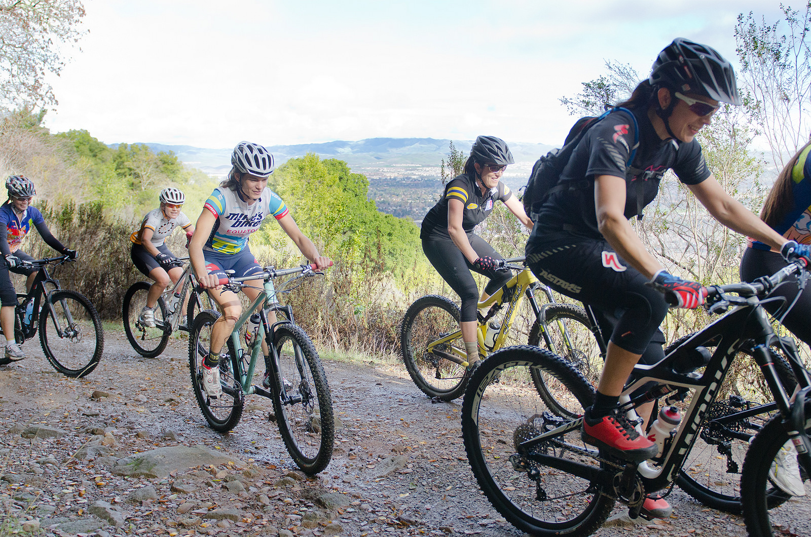 Group Mtn. Ride